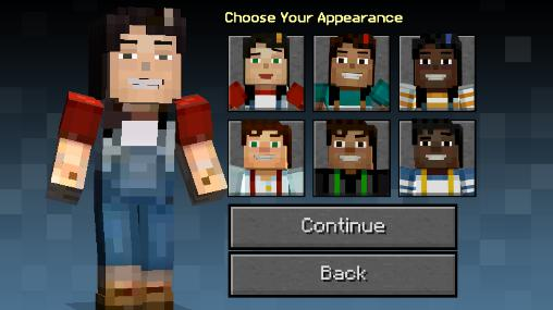 Full version of Android apk app Minecraft: Story mode v1.19 for tablet and phone.