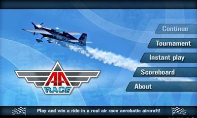 Download AARace Android free game.