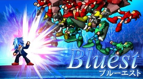 Full version of Android 4.0.1 apk Bluest: Fight for freedom for tablet and phone.