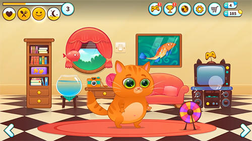 Full version of Android apk app Bubbu: My virtual pet for tablet and phone.