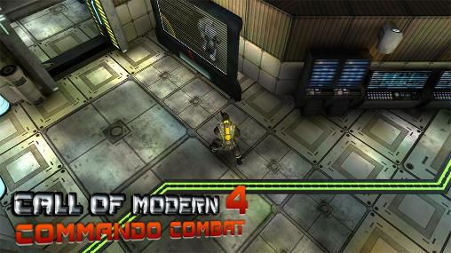 Download Call of modern commando combat 4 Android free game.