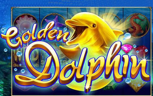 Full version of Android 4.0.4 apk Gold dolphin casino: Slots for tablet and phone.