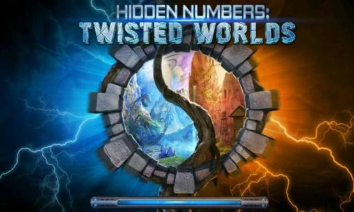 Full version of Android 4.2.2 apk Hidden numbers: Twisted worlds for tablet and phone.