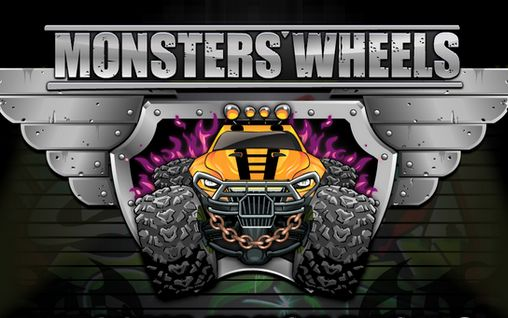 Full version of Android 4.0.4 apk Monster wheels: Kings of crash for tablet and phone.
