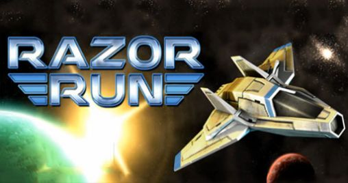 Download Razor Run: 3D space shooter Android free game.