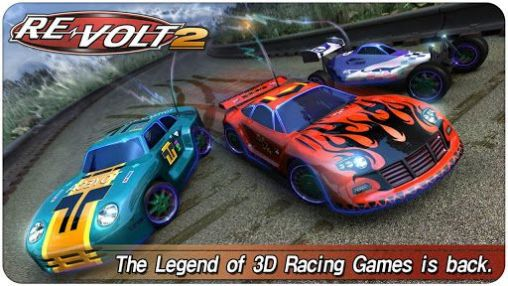 Download Re-volt 2: Best RC 3D racing Android free game.