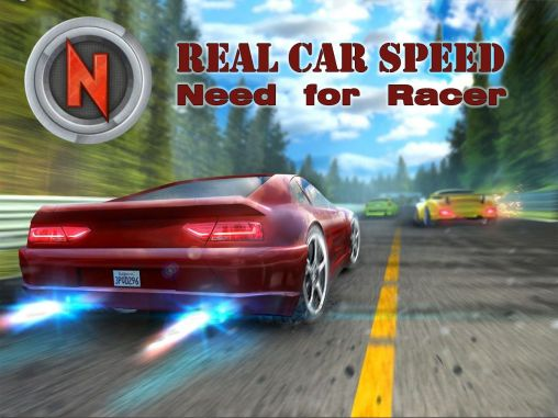 Download Real car speed: Need for racer Android free game.