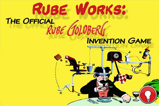 Download Rube works: Rube Goldberg invention game Android free game.