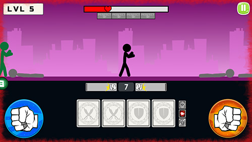 Full version of Android apk app Stickman fight 2018 for tablet and phone.