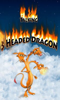 Download Talking 3 Headed Dragon Android free game.