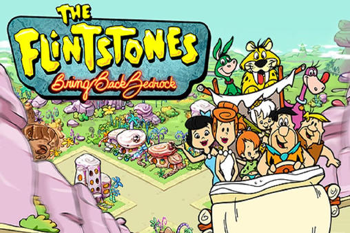Full version of Android 4.4.4 apk The Flintstones: Bring back Bedrock for tablet and phone.
