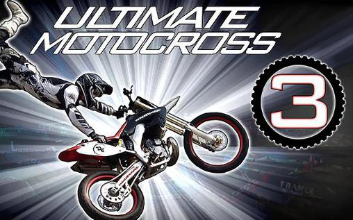 Download Ultimate motocross 3 Android free game.