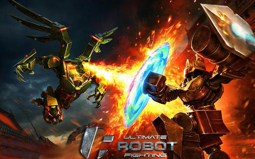 Full version of Android 4.2.2 apk Ultimate robot fighting for tablet and phone.