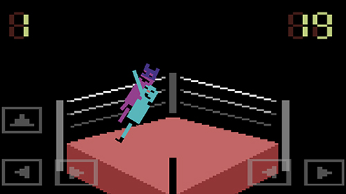 Full version of Android apk app Wras sling: Wacky wrestling for tablet and phone.