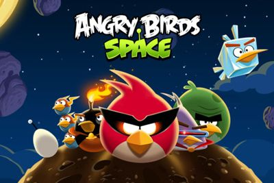 Full version of Android apk Angry Birds Space for tablet and phone.