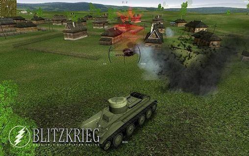 Full version of Android apk app Blitzkrieg MMO: Tank battles (Armored aces) for tablet and phone.