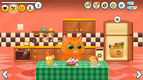 Gameplay of the Bubbu: My virtual pet for Android phone or tablet.