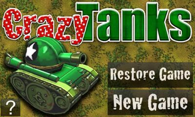 Full version of Android apk Crazy Tanks for tablet and phone.