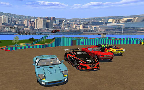 Full version of Android apk app Extreme city GT ramp stunts for tablet and phone.