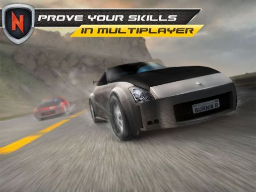 Full version of Android apk app Real car speed: Need for racer for tablet and phone.