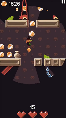 Gameplay of the Rising darkness for Android phone or tablet.