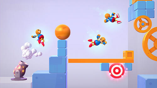 Gameplay of the Rocket buddy for Android phone or tablet.