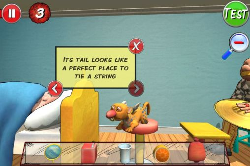 Full version of Android apk app Rube works: Rube Goldberg invention game for tablet and phone.
