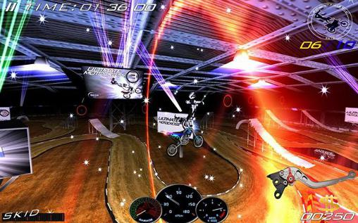Full version of Android apk app Ultimate motocross 3 for tablet and phone.