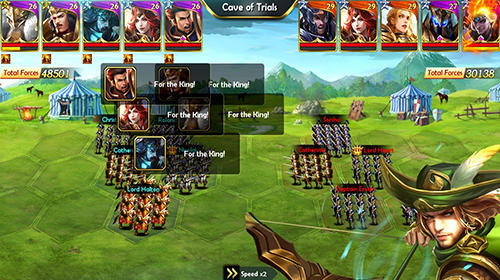 Glory king android of King of