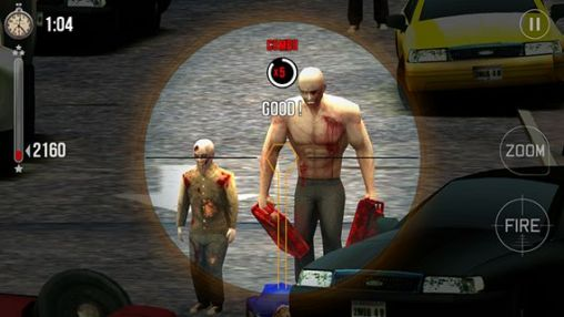 Gameplay of the The deadshot for Android phone or tablet.