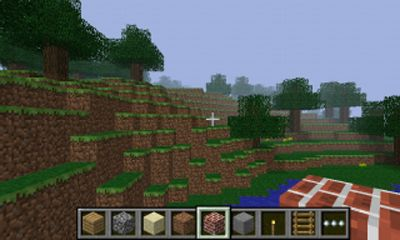 Gameplay of the Minecraft Pocket Edition v0.14.0.b5 for Android phone or tablet.