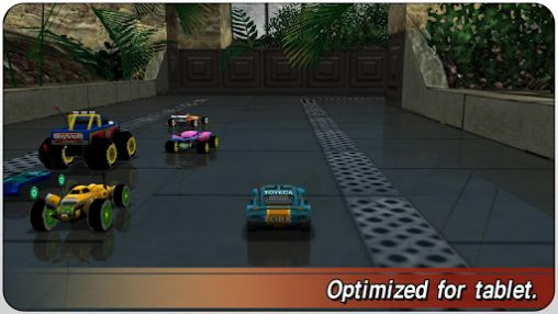 Re-volt 2: Best RC 3D racing - Android game screenshots.