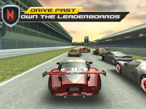 Real car speed: Need for racer - Android game screenshots.