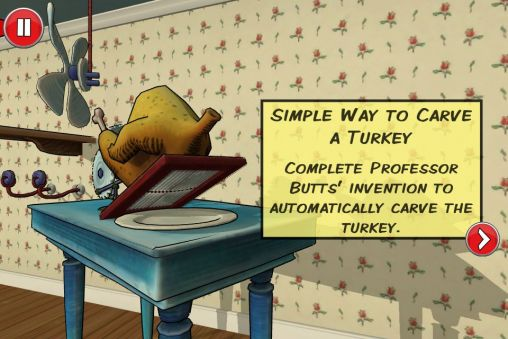 Rube works: Rube Goldberg invention game - Android game screenshots.
