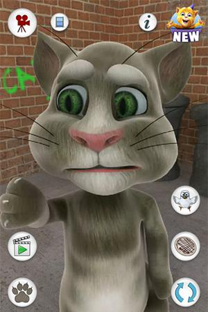 Full version of Android apk app Talking Tom Cat v1.1.5 for tablet and phone.