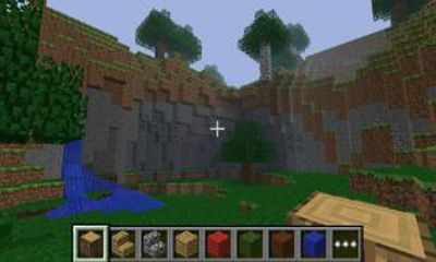 Minecraft Pocket Edition v0.14.0.b5 - Android game screenshots.