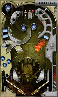 Gameplay of the Pinball Classic for Android phone or tablet.