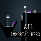 Download game Ail: Immortal hero 2D pixel platformer for free and Rolling slime for Android phones and tablets .
