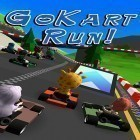 Download game Go kart run for free and Angry Birds Seasons: Cherry Blossom Festival12 for Android phones and tablets .