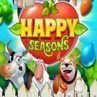 Download game Happy seasons: Match and farm for free and Santa rider for Android phones and tablets .