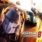 App Asphalt 8: Airborne free download. Asphalt 8: Airborne full Android apk version for tablets.