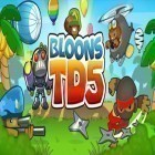 App Bloons TD 5 free download. Bloons TD 5 full Android apk version for tablets.
