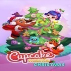 Download game Cupcake mania: Christmas for free and Trump on top for Android phones and tablets .