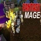 Download game Fantasy mage: Defeat the evil for free and Disc pool carrom for Android phones and tablets .