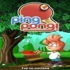 Download game Ping Pong for free and Battle monsters for Android phones and tablets .
