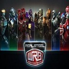 App Real steel. World robot boxing free download. Real steel. World robot boxing full Android apk version for tablets.