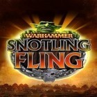 Download game Warhammer: Snotling fling for free and Snowboard freestyle skiing for Android phones and tablets .