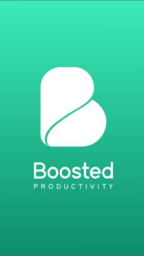 Download Boosted - Productivity & Time tracker - free Other Android app for phones and tablets.