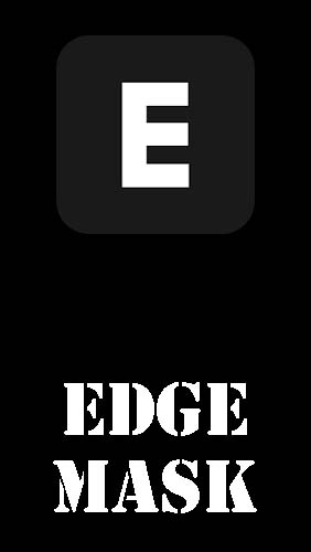 Download EDGE MASK - Change to unique notification design - free Personalization Android app for phones and tablets.