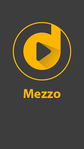 Download Mezzo: Music Player - free Android 4.0. .a.n.d. .h.i.g.h.e.r app for phones and tablets.